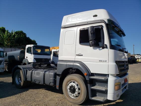 Mb 1933 Axor 2011/2012 Apenas 158 Mil Km =scania P340 Volvo