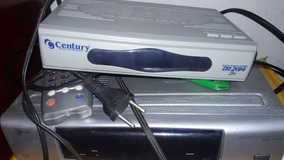 Receptor Analogico Century Modelo Br 2014 + Controle
