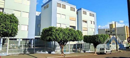 Apartamento Com 3 Dormitórios À Venda, 85 M² Por R$ 229.000,00 - Dom Bosco - Londrina/pr - Ap0830