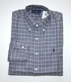 Camisa Social Polo Ralph Lauren Tamanho P / S Nova Original