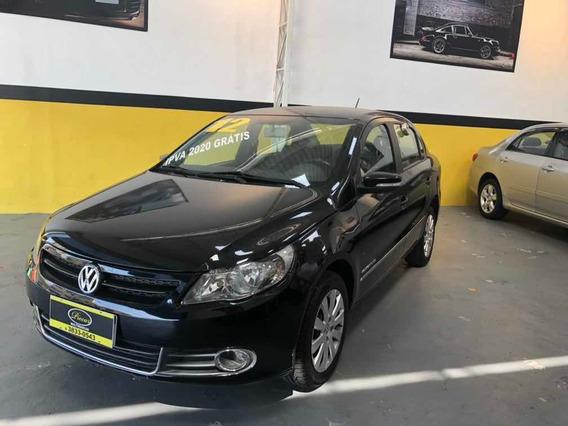 Volkswagen Voyage 2012 1.6 Vht Comfortline Total Flex 4p