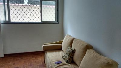 Apartamento Em Pompéia, Santos/sp De 70m² 2 Quartos À Venda Por R$ 310.000,00para Locação R$ 1.800,00/mes - Ap221033lr