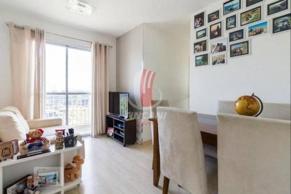 Apartamento Em Condomínio Padrão Para Locação No Bairro Vila Moreira, 2 Dorms, 1 Vaga, 48 M - 4445