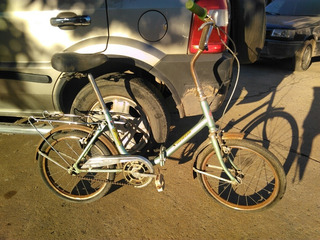 Bicicleta Plegable Original