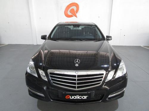 Mercedes-benz Classe E 2011 1.8 Cgi 2p