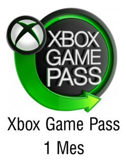 Game Pass 1 Mes Xbox One