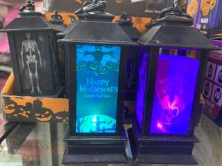 Mini Luminaries Sortidos Para Halloween Un