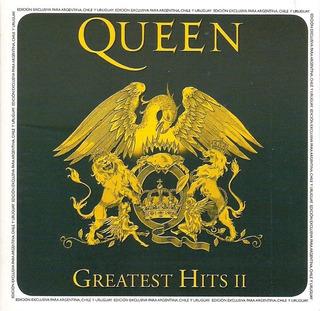 Cd Queen - Greatest Hits 2 Nuevo Y Sellado Obivinilos