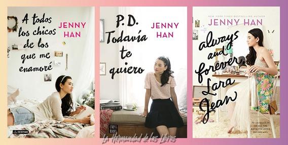 A Todos Los Chicos De Los Que Me Enamore. Trilogía