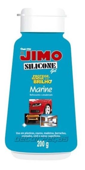 Jimo Silicone Gel Marine Protege Renova O Brilho