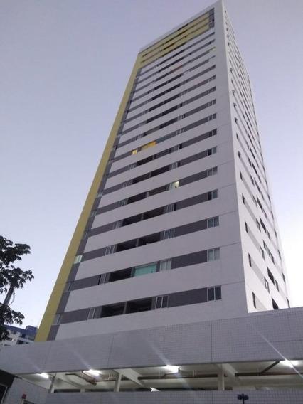 Apartamento Em Torre, Recife/pe De 60m² 3 Quartos À Venda Por R$ 345.000,00 - Ap178578