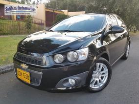 Chevrolet Sonic Lt Tp 1600cc 4p 4ab Aa