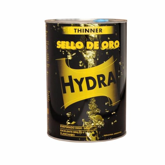 Thinner Hydra - Sello De Oro - 4lts