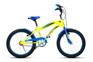 Bicicleta Niño Topmega Crossboy Rodado 20