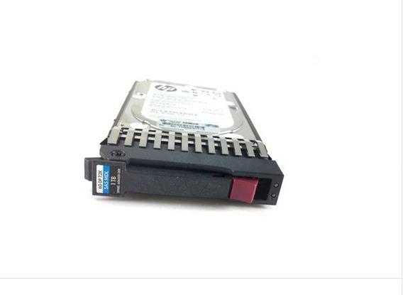 Hd Dell 1tb Sas 7.2k 2.5 Pn 9rz268150 09w5wv R710 R720