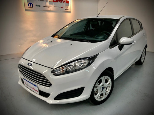 Ford Fiesta S Plus 1.6 5p 2017