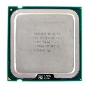 Processador Desktop Intel Pentium Dual Core E2160 Sla8z