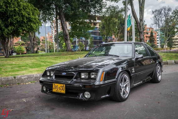 Ford Mustang Gt V8 5.0