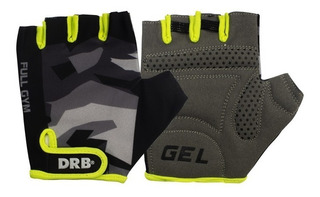 Guantes Drb Full Gym Fitness Pesas - Local Olivos