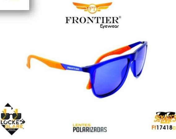 Óculos Solar Polarizado Grife Frontier