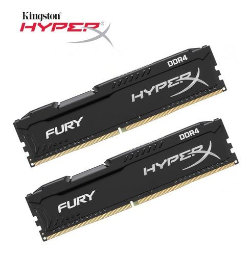 Memória Ram 8gb 2666mhz Hyperx  Fury