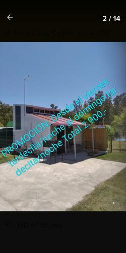 Casa Cabaña Apartamento Para Alquilar En Balneario Kiyu