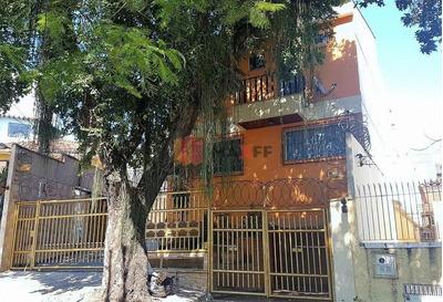 Casa Residencial À Venda, Tanque, Rio De Janeiro. - Ca0086