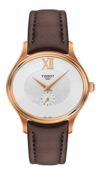 Relógio Tissot Bella Ora Lady T103.310.36.033.00 12x S/j