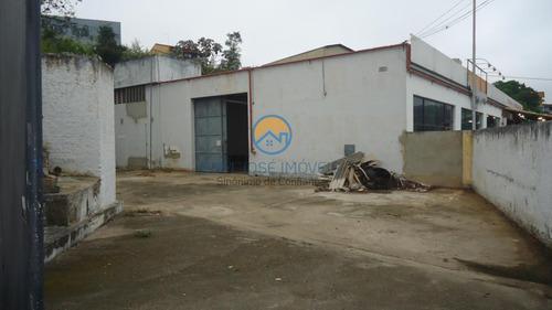 Galpão Para Locação Em Itapecerica Da Serra, Jardim Itapecerica, 4 Banheiros, 10 Vagas - Gl078_2-1105343