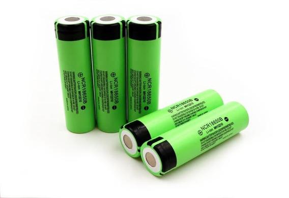 Kit Baterias 18650 Panasonic 4 Unid