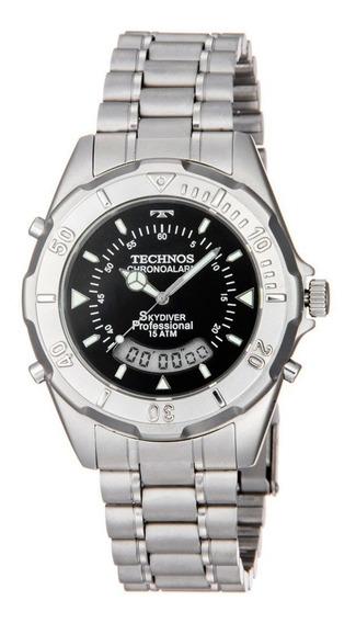 Relógio Technos Masculino Skydiver T20557/1p