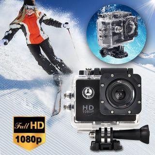 12mp Sj4000 Impermeable Cámara Dv Completo 1080p Dvr Video