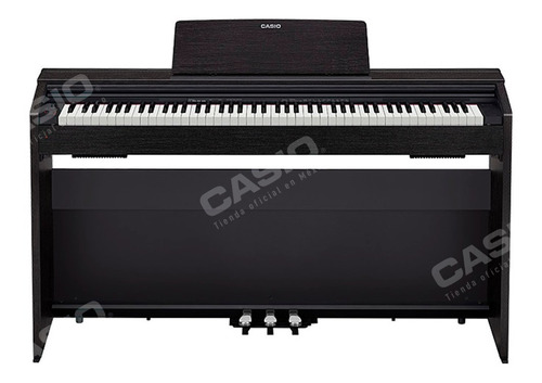 Piano Casio Digital Privia Px-870bk Negro