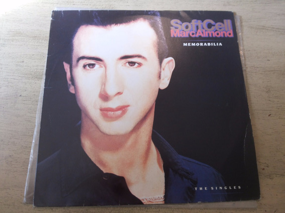 Lp Soft Cell-memorabilia The Singles.