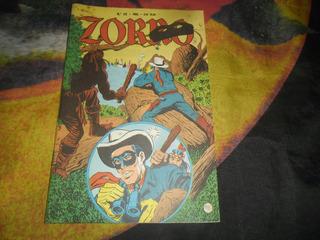 Hq Zorro Nr 42 Editora Ebal