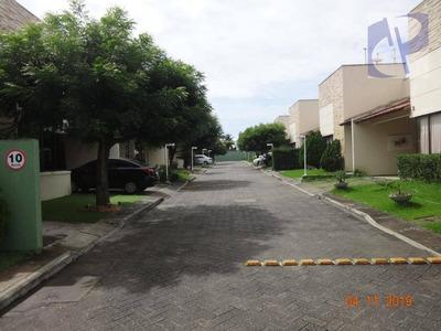 Casa Em Condomínio Fechado Para Locação Na Lagoa Redonda - Ca2891