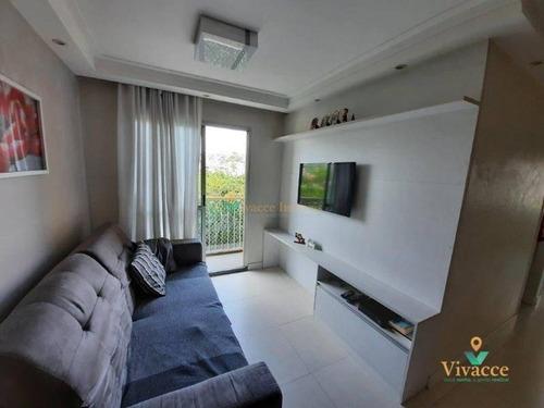 Imagem 1 de 30 de Apartamento Com 3 Dormitórios À Venda, 60 M² Por R$ 340.000,00 - Cidade Patriarca - São Paulo/sp - Ap3098