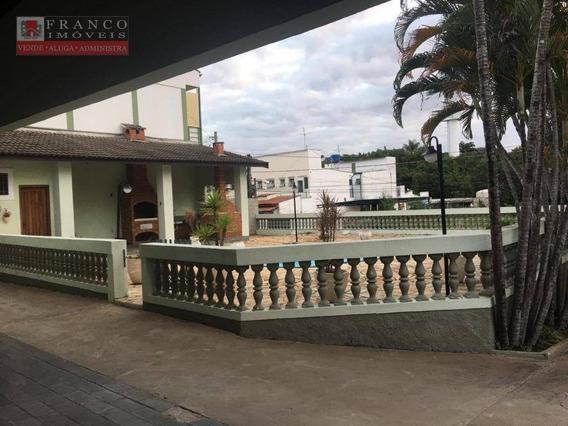 Casa Com 8 Dormitórios À Venda, 430 M² Por R$ 1.690.000 - Cidade Universitária - Campinas/sp - Ca0640