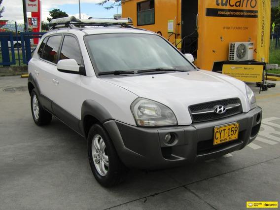 Hyundai Tucson Mt 2.7