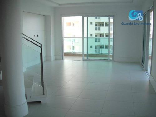 Imagem 1 de 30 de Apartamento Duplex Com 4 Dormitórios À Venda - Praia Da Enseada - Guarujá/sp - Ap4586