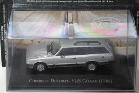 Chevrolet Caravan 1988 Carros Inesquecíveis Do Brasil 1:43