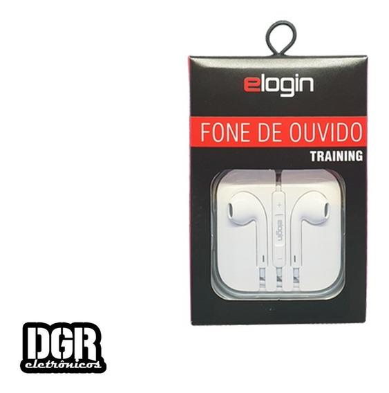 Fone De Ouvido In-ear Elogin Training - Fa22