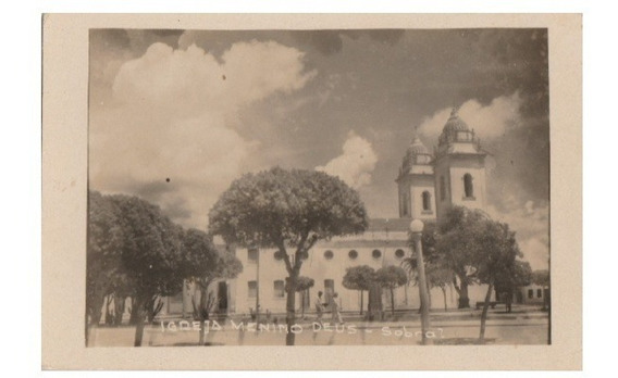 Igreja Menino Deus, Sobral Ceará Anos 1950