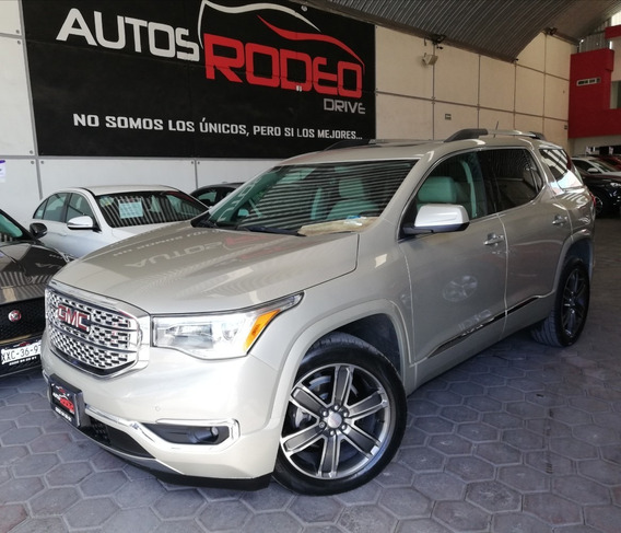 Gmc Acadia Denali 2017 At
