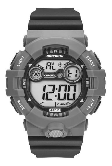 Relógio Digital Masculino Mormaii Mo3610ab/8c