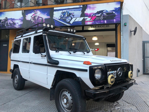 Mercedes Benz Gd240 Station Wagon 1981 4x4 Jeep Todo Terreno