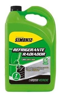 Simoniz Refrigerante Verde Gl