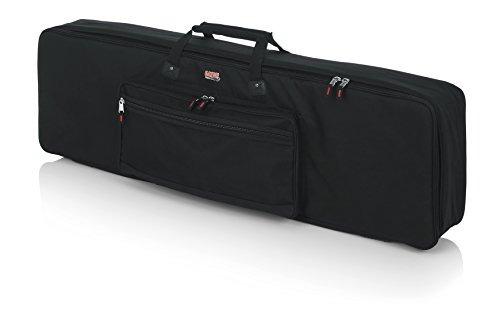 Imagen 1 de 8 de Gator Cases Padded Keyboard Gig Bag; Se Adapta A Slim Line 8