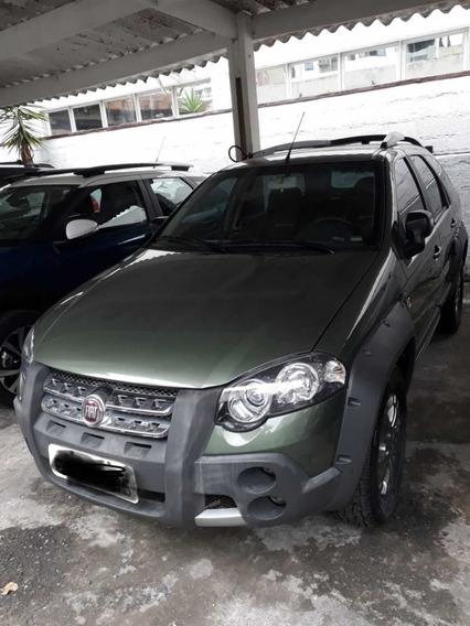 Fiat Palio Adventure 1.8 16v Itália Flex Dualogic 5p 2012