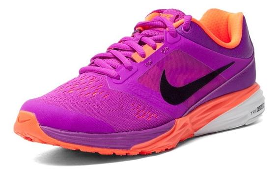 Tenis Nike Tri Fusion Run Msl Para Mujer